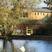 Godshill Park Barn