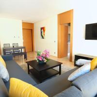 Bright apartment in central Casablanca