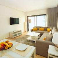 Superb apartment 100 m2 in central Casablanca
