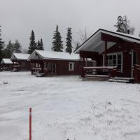 Saukkovaarahill cottages, hotel in Ristijärvi