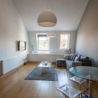 Luxury Top Floor Apartment Merchant City Glasgow