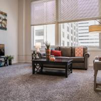 AMAZING CENTRAL DOWNTOWN 1BR W/ CITY VIEWS