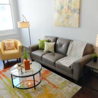 BRIGHT & SPACIOUS 2BR IN DOWNTOWN BLOCK APTS