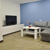 Bright apartment in centre
