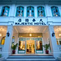 The Majestic Malacca Hotel, hotel di Melaka