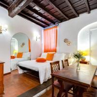 Lovely studio flat in the heart of Trastevere