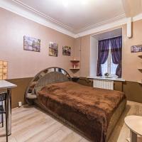 Apartments on Bolshaya Posadskaya