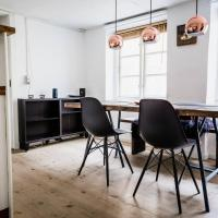 2-bedroom apartment located in CPH's very center