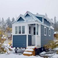 ☆ Amazing Tiny House ☆ Mountain Tiny Living Dream