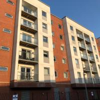 Spacious, 2 Bedroom apartment in Salford Quays