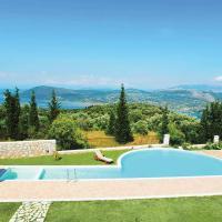 Spanochori Villa Sleeps 4 Air Con WiFi