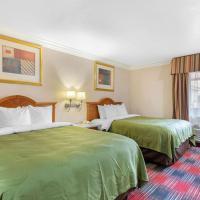 Quality Inn & Suites Oceanside Near Camp Pendleton