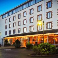 Clifden Station House Hotel, hotel a Clifden