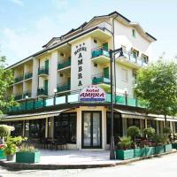 Hotel Ambra, hotel in Cesenatico
