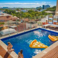 Nomads Hotel Hostel & Rooftop Pool