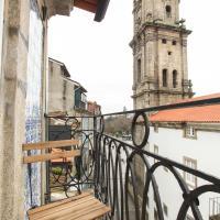 Porto and Clérigos Views by Porto City Hosts