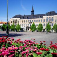 Varbergs Stadshotell & Asia Spa, hotell i Varberg