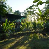 Utopia Tica, Sustainable Lodge