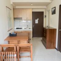 Ethnic and Comfy 2BR The Suites Metro Apartment By Travelio