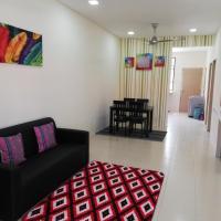 Neesa Homestay Bukit Gambang-Muslim