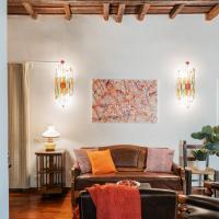 Elegant flat in central Rome