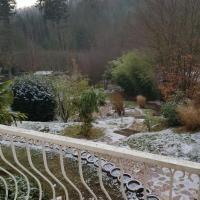 Villa im Naturschutzgebiet