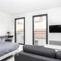 204 - Appartement Moderne et Lumineux - Jeanne d'Arc, Toulouse