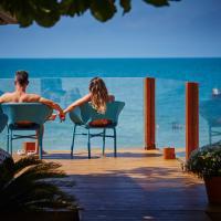 Solar Beach Hotel, hotel em Florianópolis