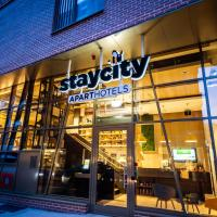 Staycity Aparthotels Chancery Lane Dublin
