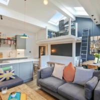 Beautiful One Bedroom House Near Clapham Common