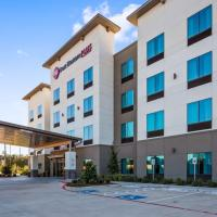Best Western Plus Houston I-45 North Inn & Suites, hotel in Houston