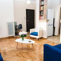 Comfortable apartment with breakfast in Athens