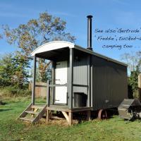 Shepherd hut Jemima