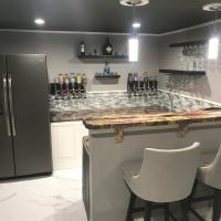 Studio + Bar with Kegerator