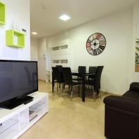 Bonito apartamento con gran terraza en Canet