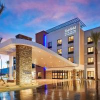 Fairfield by Marriott Inn & Suites Indio Coachella Valley
