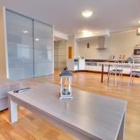 Daily Apartments- Viru Sunny Studio with Balcony