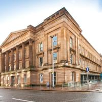 Glasgow City Center 2 Bedroom Penthouse Apartment