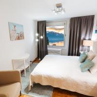 ☆ Apartment 2 bedroom, city centre, Montreux view ☆