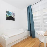 My room serviced apartment-Messe