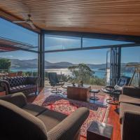 Onuku Outlook - Akaroa Holiday Home