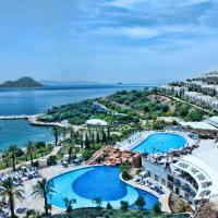Yasmin Bodrum Resort, מלון בטורגוטריס