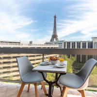 Eiffel Tower View - 75015 - 70 sqm