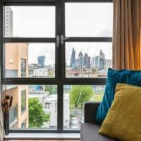 Flat with view on London's Skyline