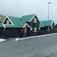 Old cozy house Á Kletti in Kvívík