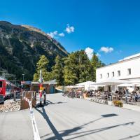 Gletscher-Hotel Morteratsch