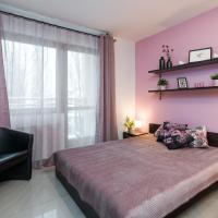 1bdr Tabacco Factory Apartment in city centre, aircon