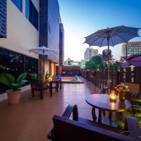 Chiangmai Night Bazaar Boutique Hotel โรงแรมเชียงใหม่ไนท์บารซารบูติค 清迈夜市精品酒店