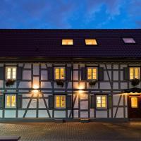 Die Grüne Bettlad Boutique-Hotel, hotel a Bühl