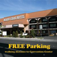 Mardi Gras Hotel & Casino - Las Vegas Convention Center